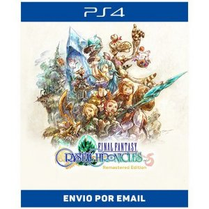 FINAL FANTASY CRYSTAL CHRONICLES - Ps4 Digital