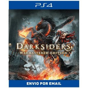 Darksiders Warmastered Edition - Ps4 e Ps5 Digital