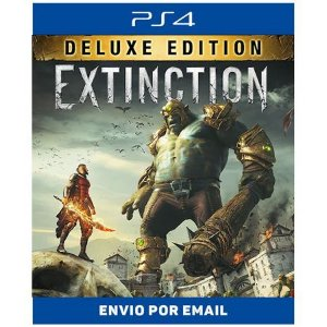 Extinction Deluxe Edition - Ps4 Digital