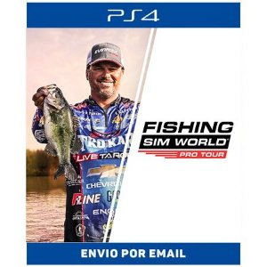 Fishing Sim World Pro Tour - Ps4 Digital