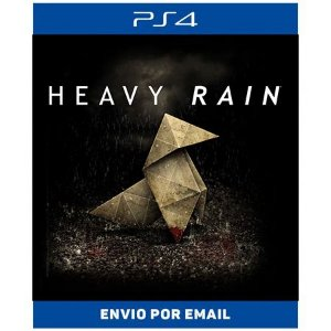 Heavy Rain - Ps4 Digital