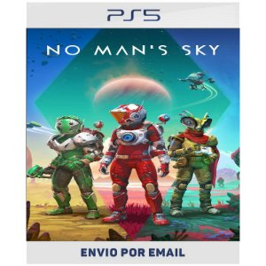No Man's Sky - PS4 & PS5 Digital