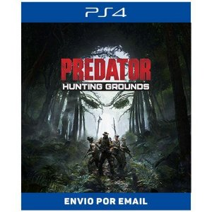 Predator Hunting Grounds - Ps4 Digital