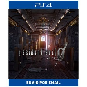 Resident Evil 0 - Ps4 Digital