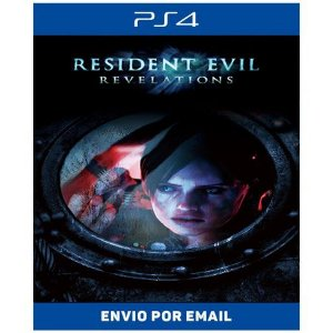 RESIDENT EVIL REVELATIONS - Ps4 Digital