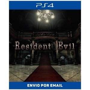 Resident Evil - Ps4 Digital