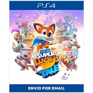 New Super Lucky's Tale - Ps4 Digital