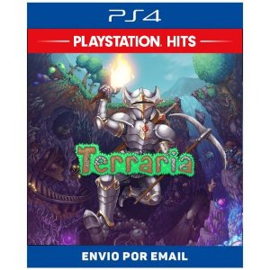 Terraria PS4 Edition - Ps4 Digital