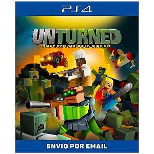UNTURNED - Ps4 Digital