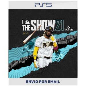 MLB The Show 21 - PS5 & Ps4 Digital