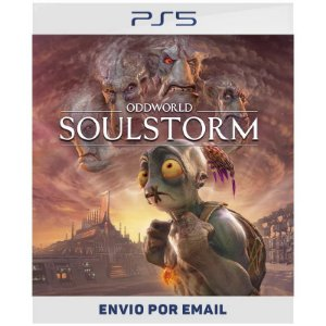 Oddworld Soulstorm - Ps5 & Ps4 Digital