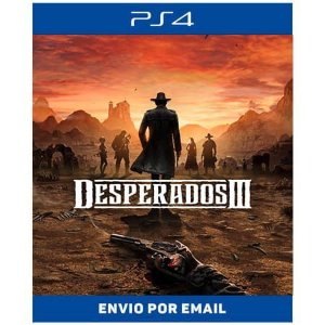 Desperados III - Ps4 Digital