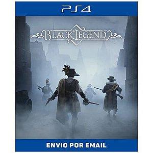 Black Legend - Ps4 Digital