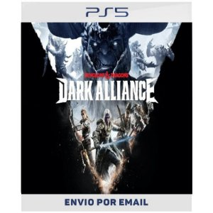 Dark Alliance - Ps4 Digital