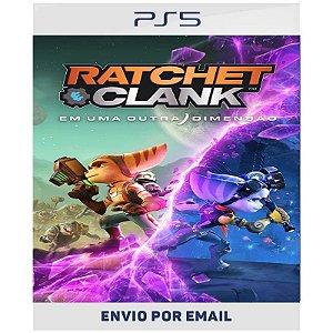 Ratchet & Clank: Em Uma Outra Dimensão - Ps5 Digital