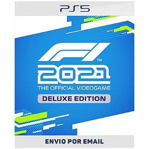 F1 2021 Deluxe Edition Pre venda- PS4 & PS5 Digital