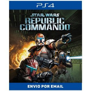 STAR WARS Republic Commando - Ps4 Digital