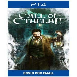 Call of Cthulhu - Ps4 Digital