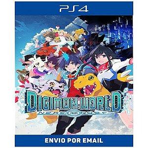 Digimon World Next Order - Ps4 Digital