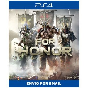 For Honor - Ps4 Digital