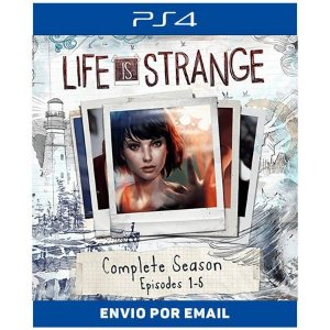 Temporada Completa de Life is Strange - Ps4 Digital