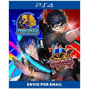 Persona Dancing Endless Night Collection - Ps4 Digital