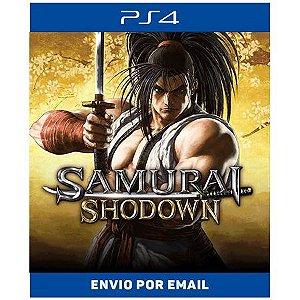 SAMURAI SHODOWN - Ps4 Digital