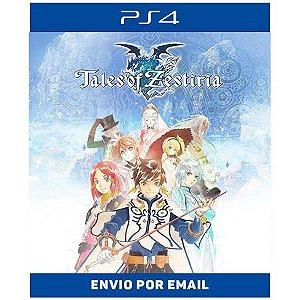Tales of Zestiria - Ps4 Digital