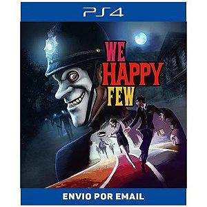 We Happy Few - Ps4 Digital