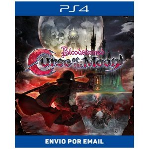 Bloodstained Curse of the Moon - Ps4 Digital
