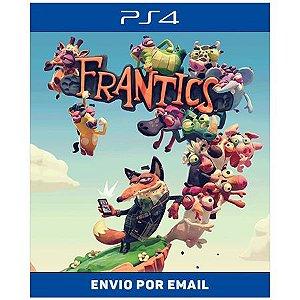 Frantics - Ps4 Digital