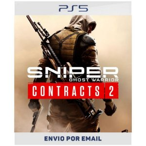 Sniper Ghost Warrior Contracts 2 - Ps4 & Ps5  Digital