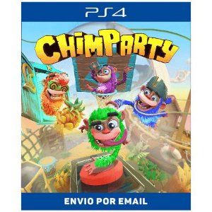 Chimparty - Ps4 Digital