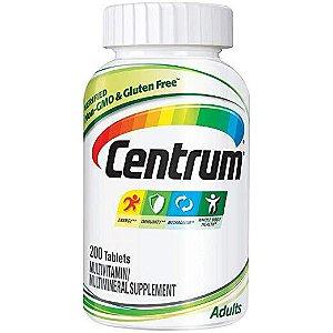 Multivitamínico Centrum 200 Tablets
