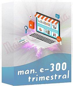 Manutenção de E-commerce 300 Trimestral