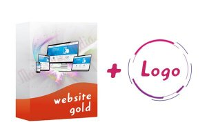 Site WordPress + Logo