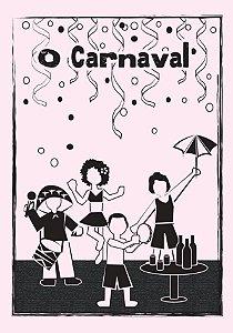 Folder - Cordel Carnaval