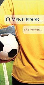 Folder- O Vencedor -Bilingue