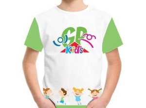 GP Kids - Camiseta infantil