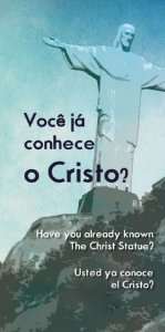 Folder - O Cristo - Trilingue