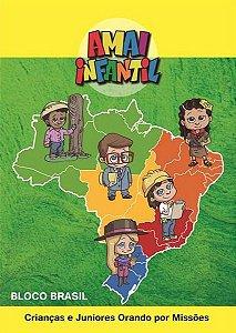 AMAI Infantil - Bloco  Brasil