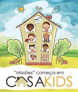 Missões começa em Casa Kids