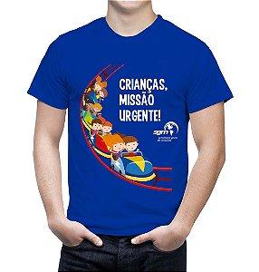 Crianças, Missão Urgente, Camiseta