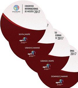 DVD Congresso Internacional de Missões 2017