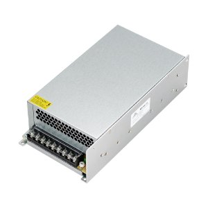 Fonte Chaveada Metal 100-240VAC 480W 24VDC 21A