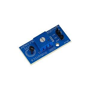 Módulo Sensor Temperatura NTC 10K GBK Robotics P10 Rev. 1.5
