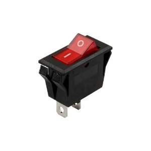 Chave Gangorra KCD6-101 c/ Marcação (Vermelha)