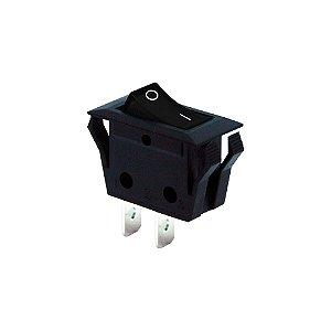 Chave Gangorra KCD6-101 c/ Marcação (Preta)