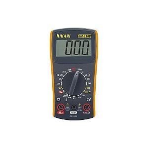 Multímetro Digital Hikari HM-1100