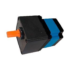 Motor de Passo Nema 23 Redução 3:1 Action SM1.8-E8535GR3-CS